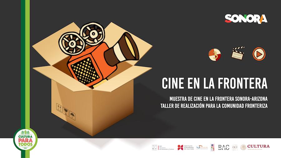 Invita ISC a participar en primera convocatoria de Cine en la Frontera