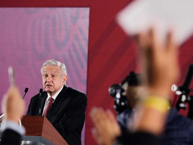 López Obrador no permitirá fabricación de delitos en caso Robles