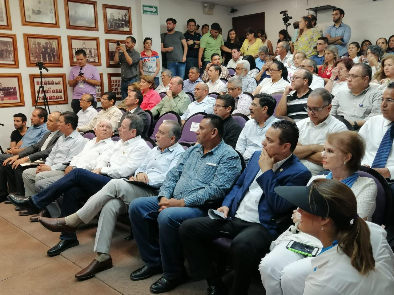 Acuden diputados del PES al Foro de Iniciativa Ciudadana por la Familia en Sonora