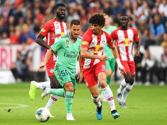 Hazard le cambia el rostro al Real Madrid