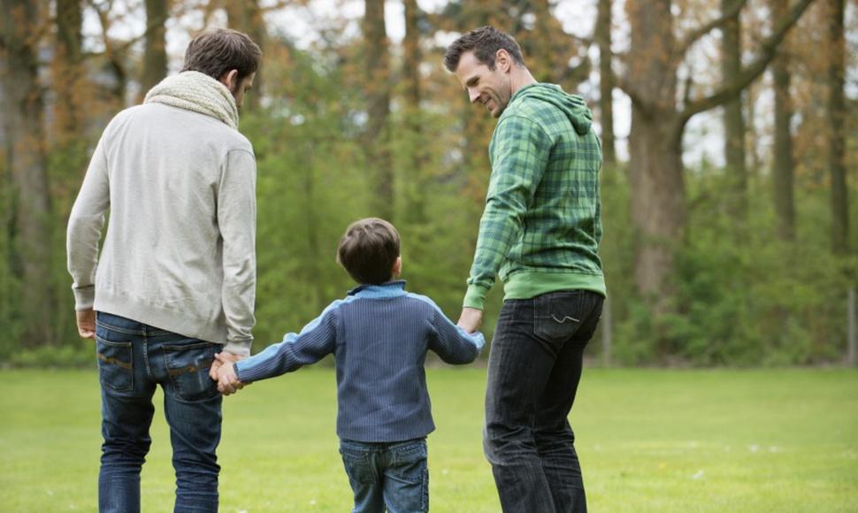 ¿Se oponen a que un homosexual adopte? ¿Mejor los maten padres biológicos?