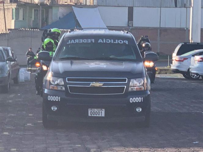 Ingresa Rosario Robles al penal de Santa Martha Acatitla