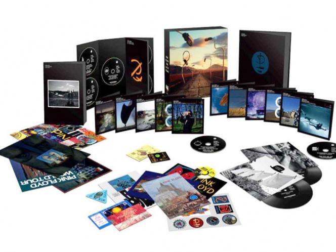The Later Years de Pink Floyd llegará en noviembre