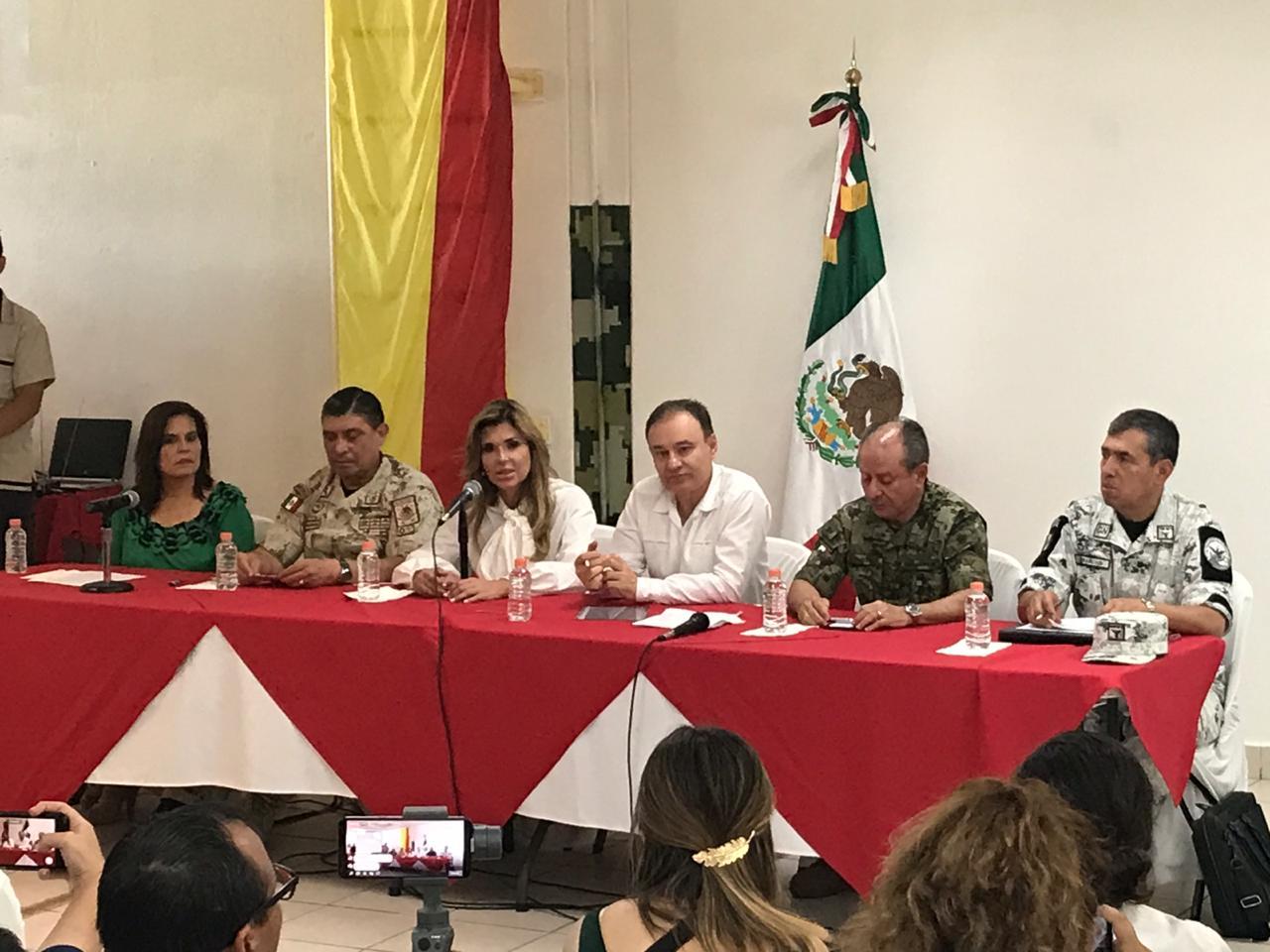 Proponen Mando Único y militares a cargo de policías en municipios de Sonora