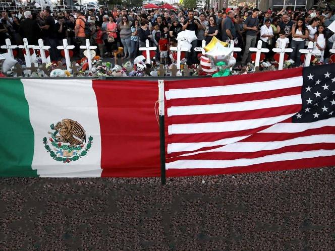 En terapia, 3 mexicanos por tiroteo en Texas, afirma Ebrard