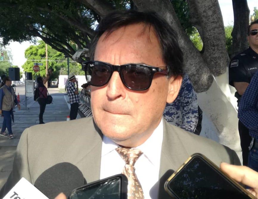 Desconoce diputado Luis Armando Colosio procedimiento para ser expulsado de MORENA
