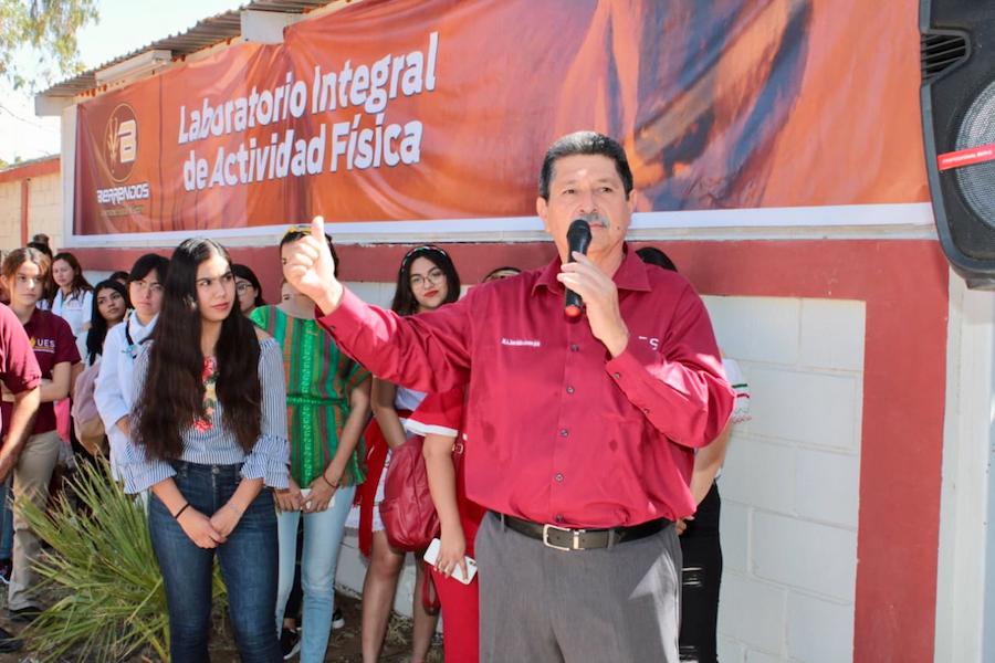 Inauguran Laboratorio Integral de Activación Física en UES San Luis