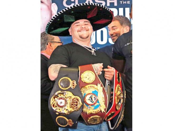 'Rocky Balboa' vaticina victoria de Andy Ruiz