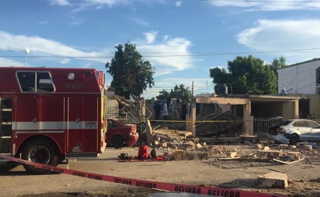 Trabajan en dictamen sobre viviendas afectadas por explosión