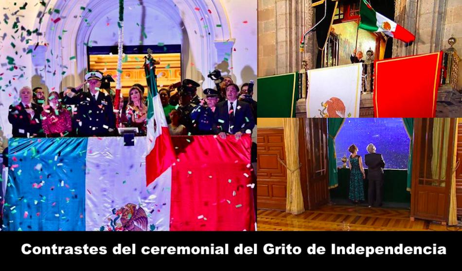 Vive México su libertad