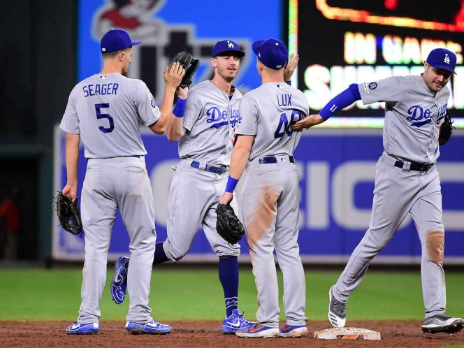 Dodgers conquista División Oeste; primer invitado a postemporada