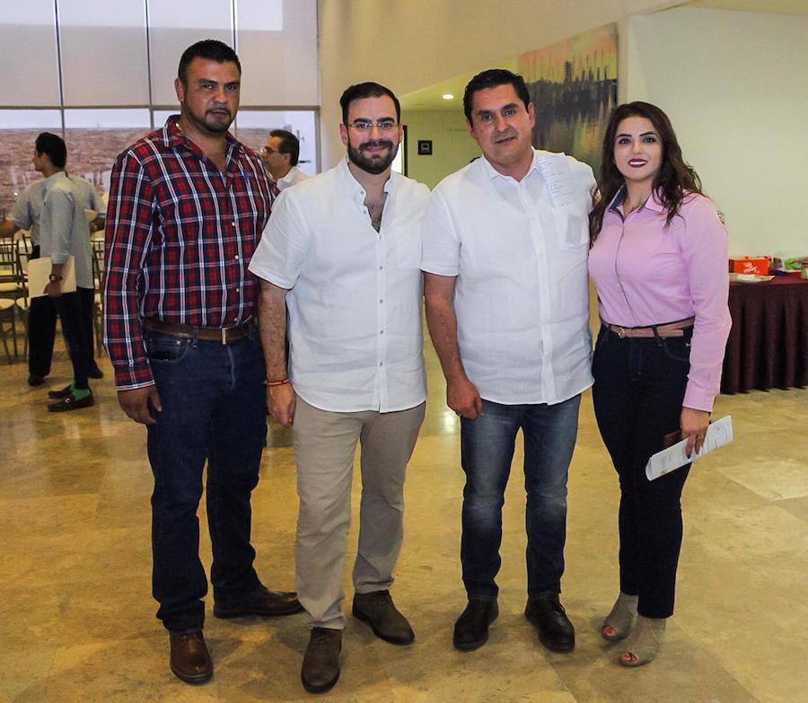 Fortalece Sedesson coordinación con Alcaldes del Noroeste de Sonora