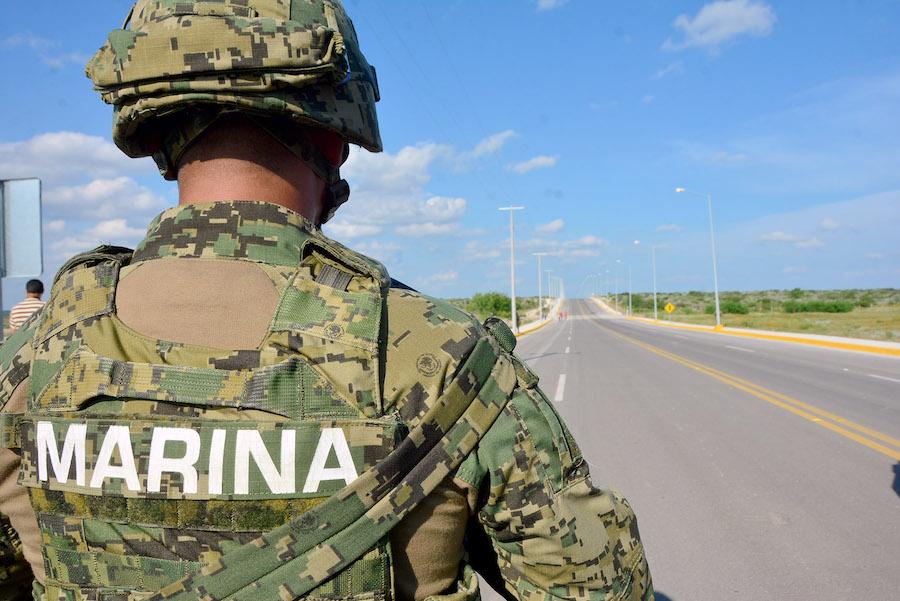 No solo militares, la Marina entrará a las policías municipales