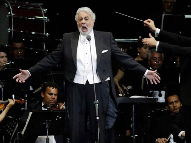Plácido Domingo niega abuso sexual; 'las acusaciones son inconsistentes'