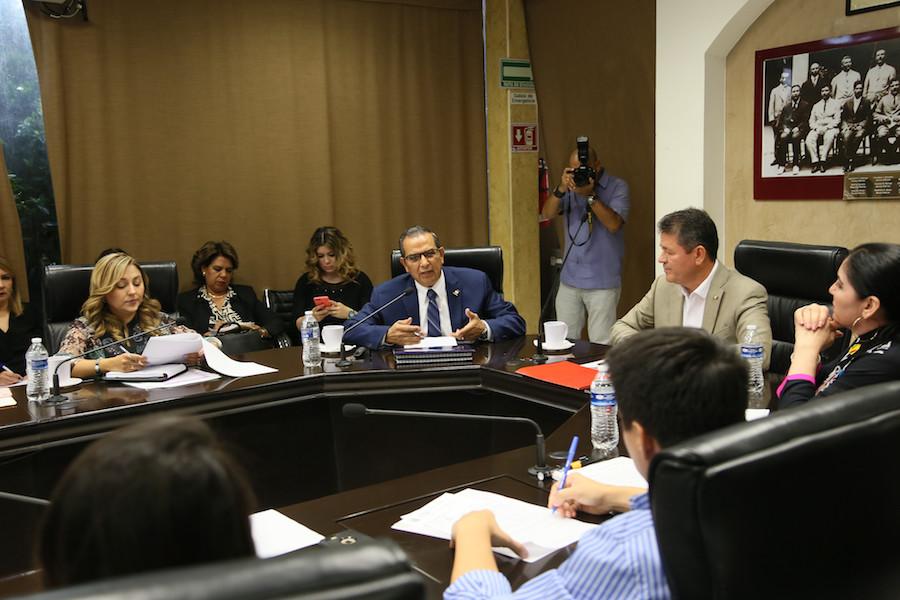 Recibe Comisión de Fiscalización mayor información de cuentas públicas por ISAF