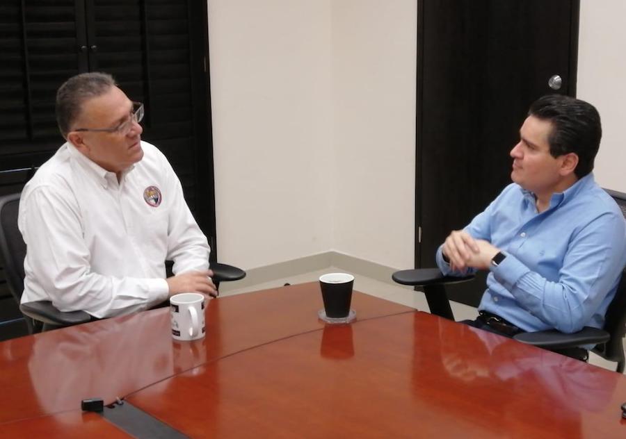 Busca diputado Gildardo Real fortalecer vínculo con la Universidad de Sonora