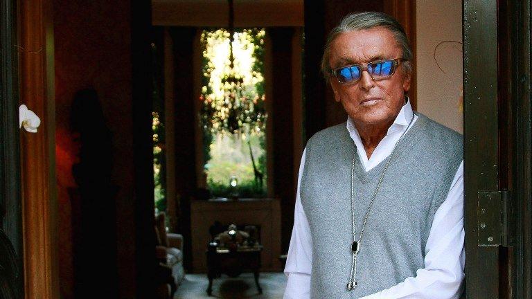 Falleció Robert Evans, mítico productor de Paramount