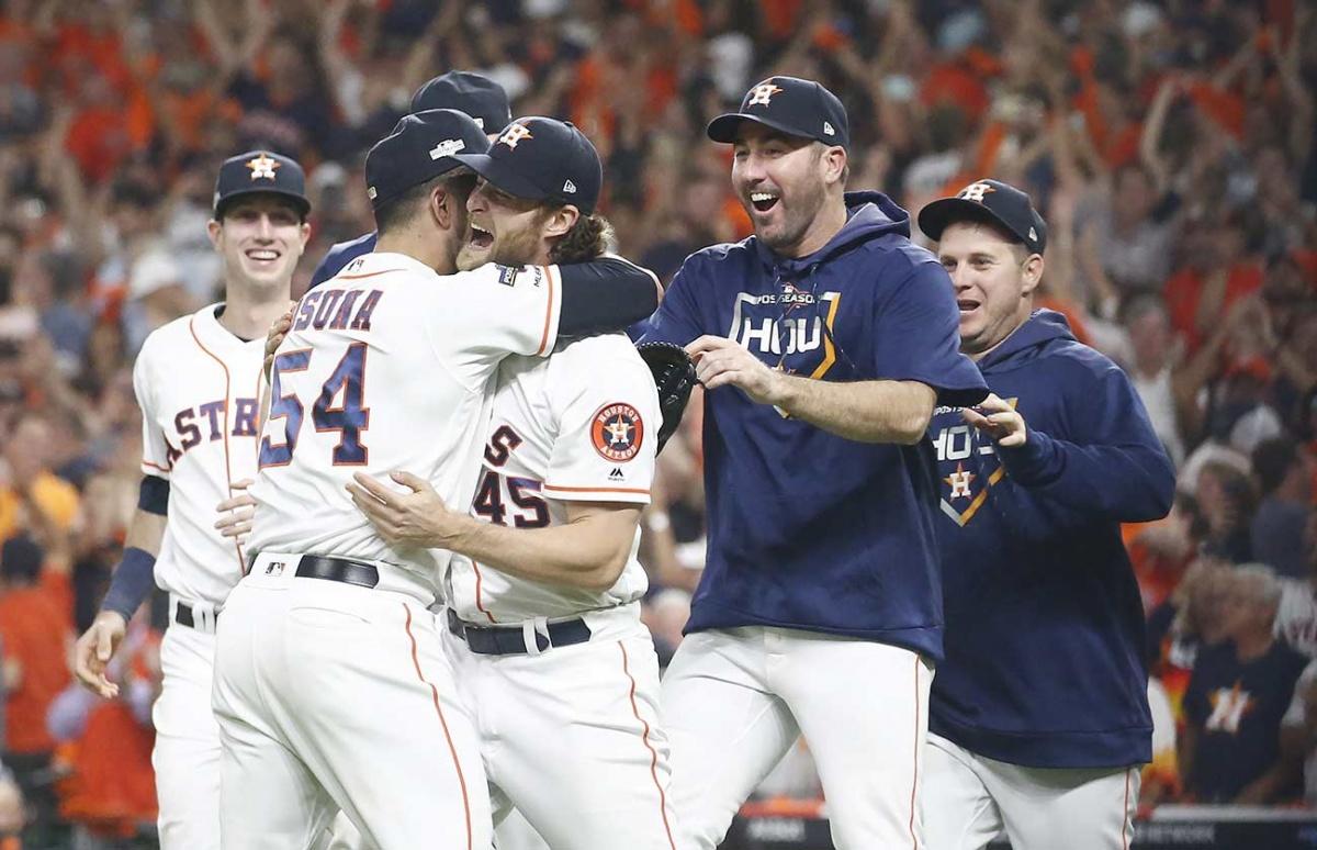 Osuna sella boleto de los Astros a la Serie de Campeonato