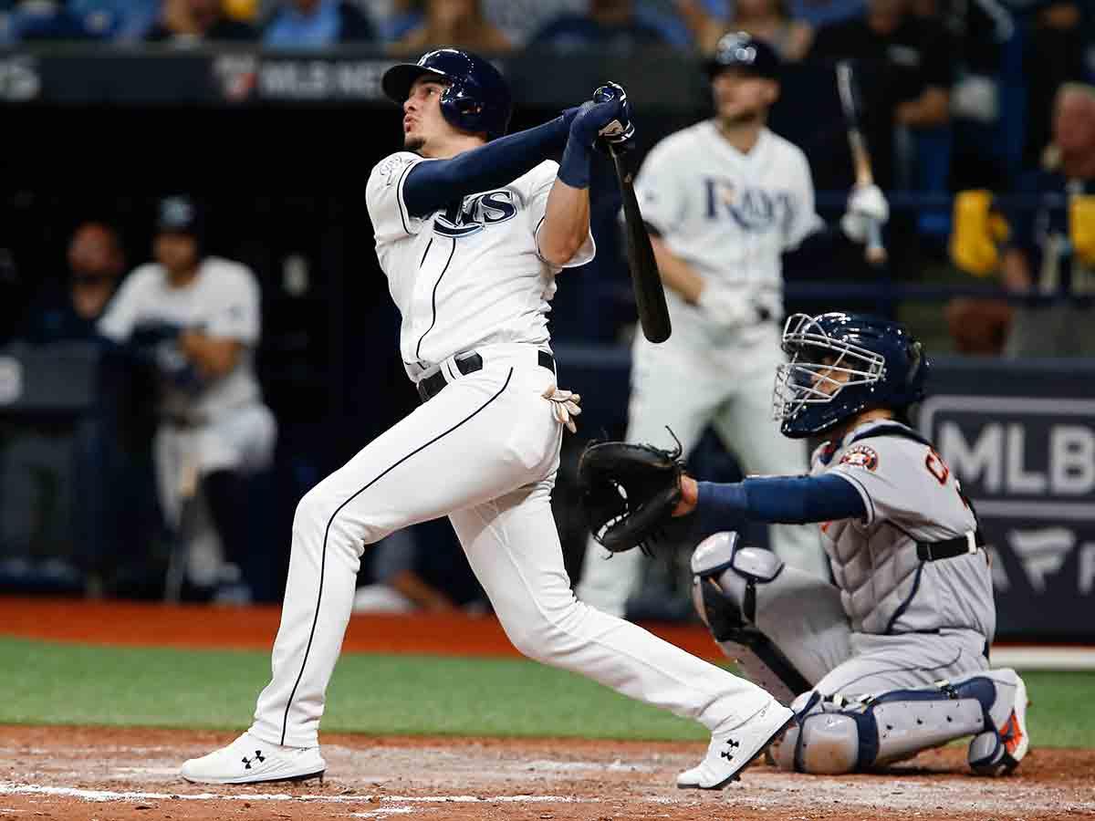 Tampa Bay manda al quinto juego la serie ante Astros