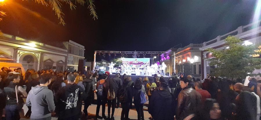 Asisten hermosillenses a Fiesta de la Música 2019