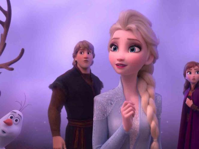Frozen 2 congela a sus competidores en la taquilla estadunidense