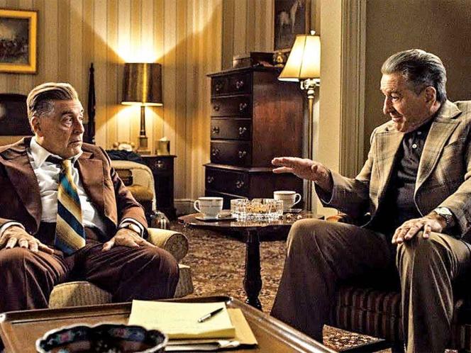 Historias de la mafia no pierden atractivo