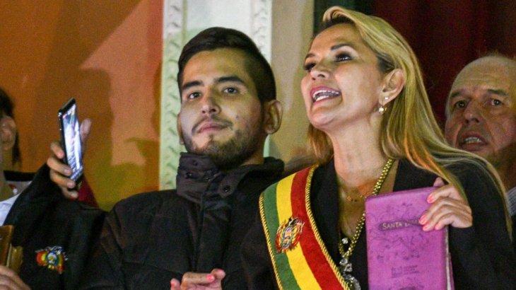 "La pandilla que ""salvará"" a Bolivia"