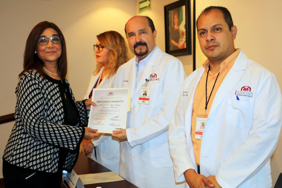 Realiza Isssteson VIII Jornadas de Actualización del Laboratorio del Hospital Chávez