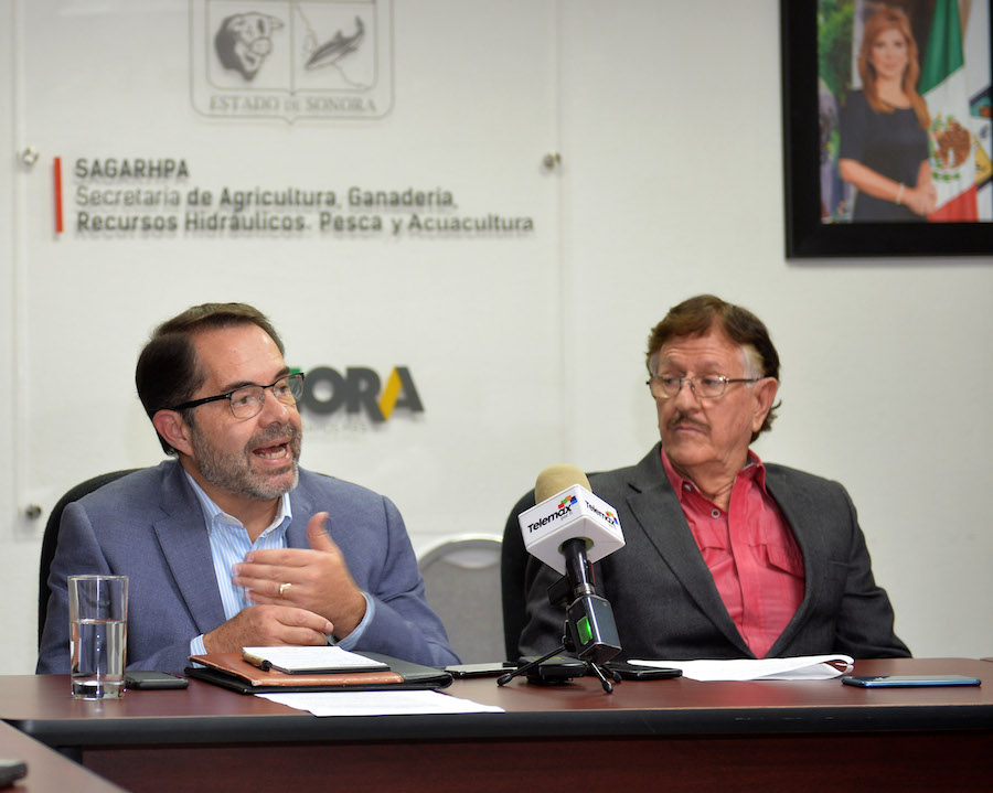 Prácticas de pesca sonorense son reconocidas a nivel nacional: IAES