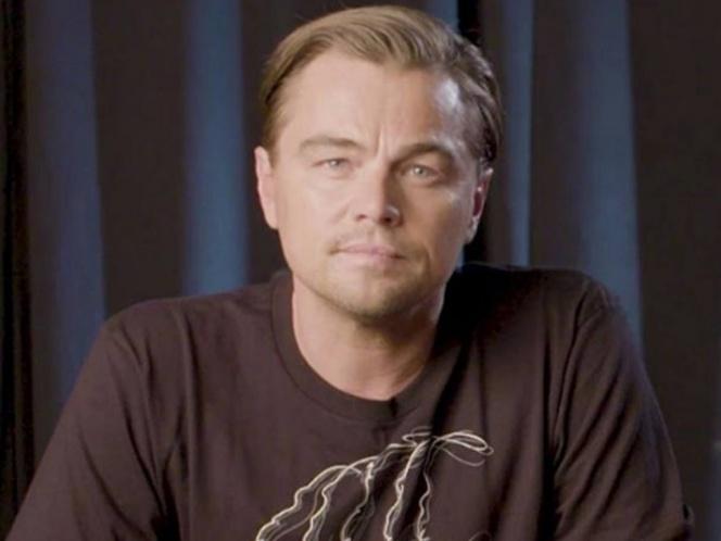 Leonardo DiCaprio le responde a Bolsonaro por incendios en Amazonas