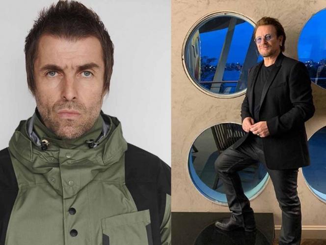 U2 es la peor banda de rock n' roll de la historia, dice Liam Gallagher