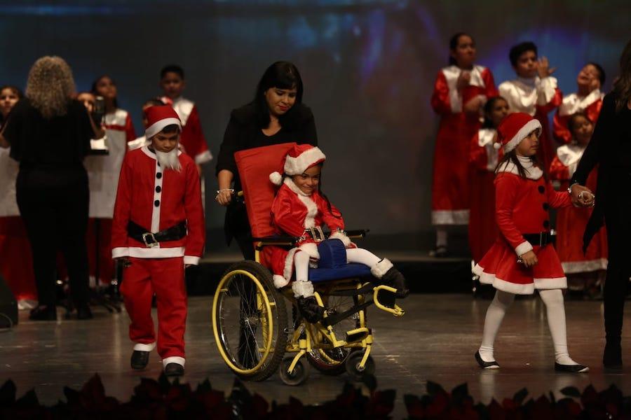 XVI Pastorela Navideña: talento e inclusión en un solo escenario