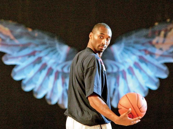 Kobe Bryant trasciende a su tiempo; referente de época