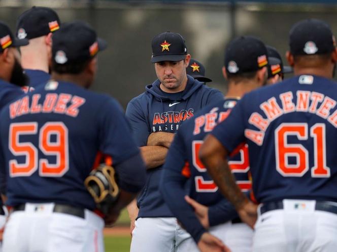 Astros no castigará a sus jugadores por robo de señales