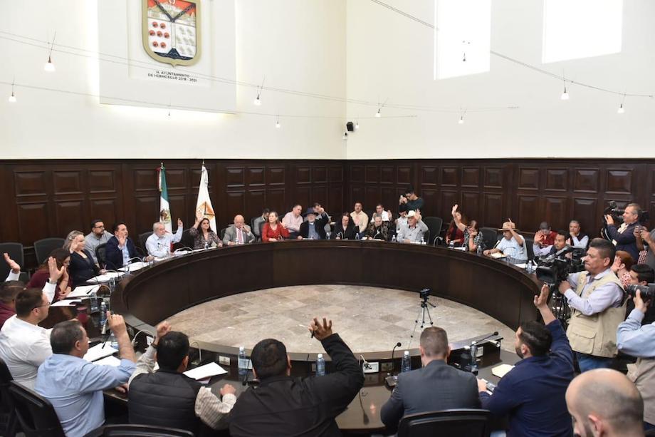 Acuerda Cabildo de Hermosillo emitir un pronunciamiento de respeto hacia las mujeres