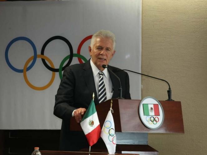 COM brindará apoyo económico a atletas olímpicos