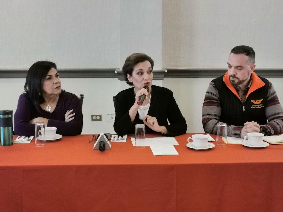 Movimiento Ciudadano Sonora respalda el paro nacional #UnDíaSinMujeres