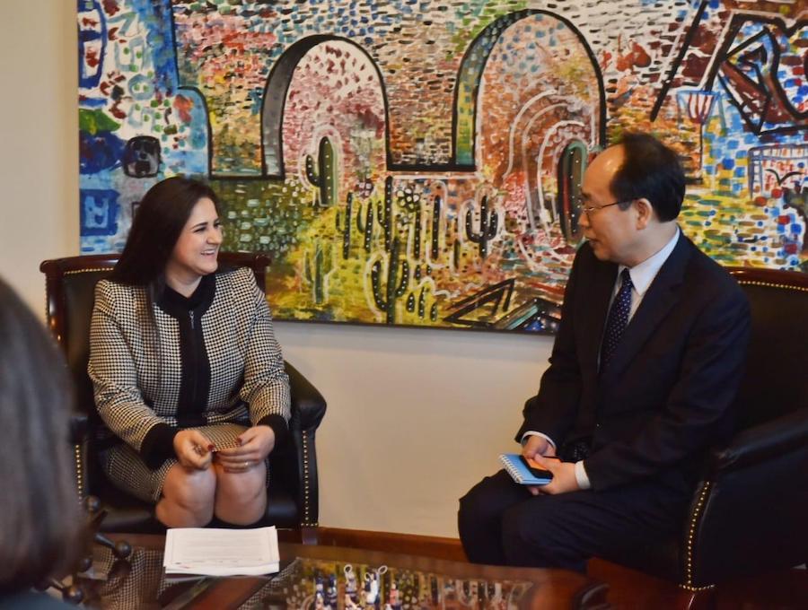 Ofrecerá instituto coreano al Ayuntamiento de HMO alternativas sobre manejo de residuos
