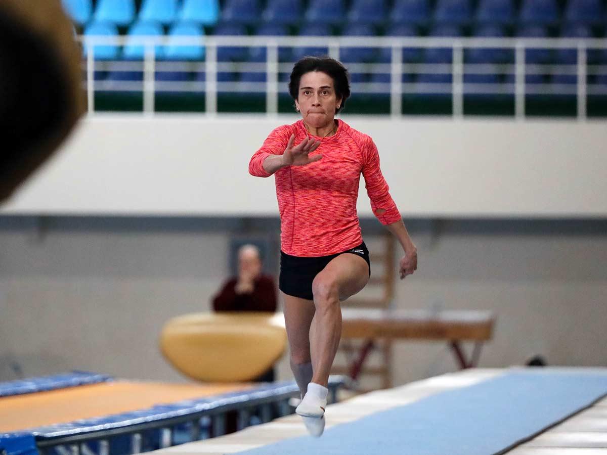 Oksana Chusovitina disputará sus octavos Juegos Olímpicos