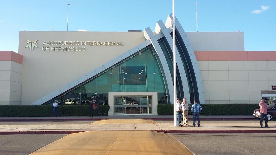 Se cancelan la mayoría de vuelos desde o hacia Hermosillo
