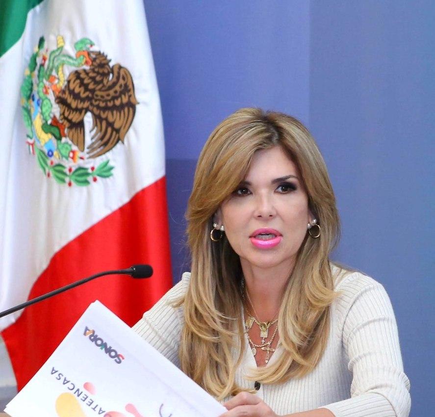 Gobierno de Sonora sigue operando con trámites en línea: Gobernadora