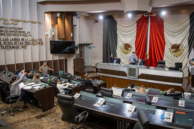 Aprueban por mayoría en comisión dictamen de reforma electoral