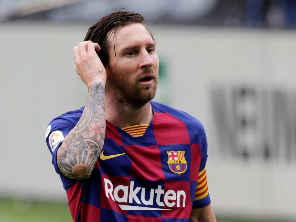 Barcelona la pasa mal con el Celta