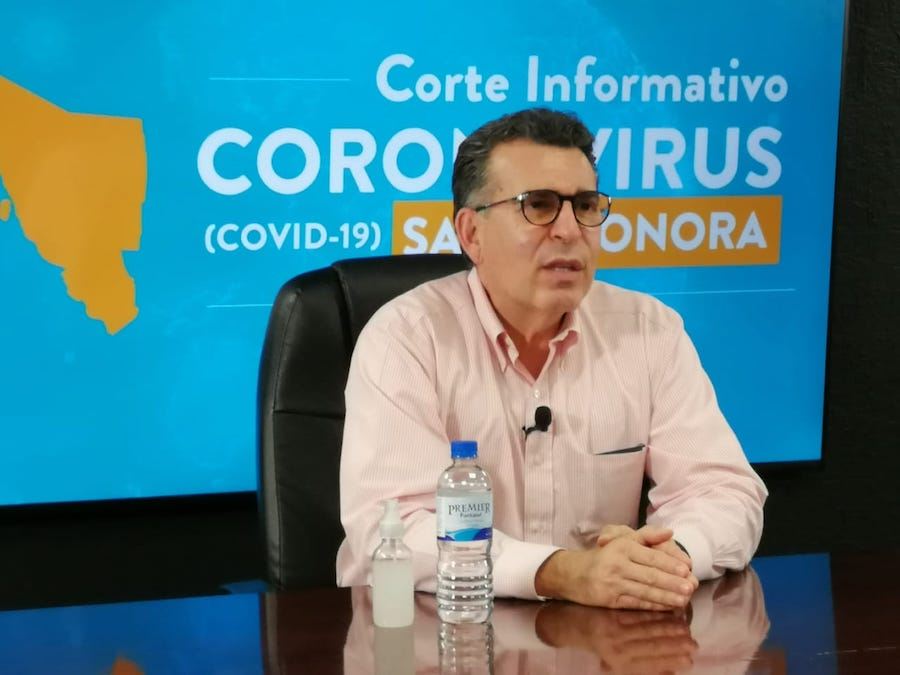 Confirma Salud 14 fallecimientos y 171 nuevos casos de Covid-19 en Sonora
